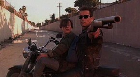The future of intelligence: Terminator and Terminator 2: Judgment Day